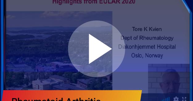 EULAR HIGHLIGHTS 2020