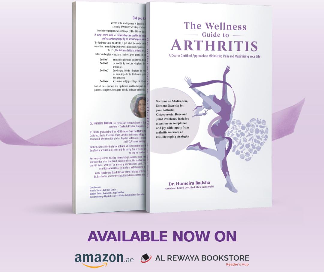 The Wellness Guide to Arthritis